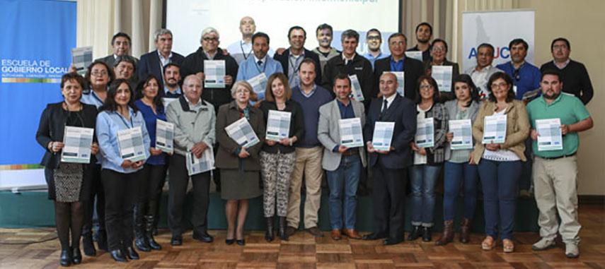 Escuela De Gobierno Local Participó En Seminario Sobre Asociativismo Y Cooperación Intermunicipal