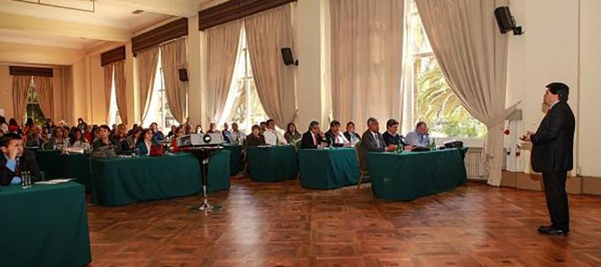 EGL En Seminario Sobre Lobby, Transparencia Y Modernización Municipal