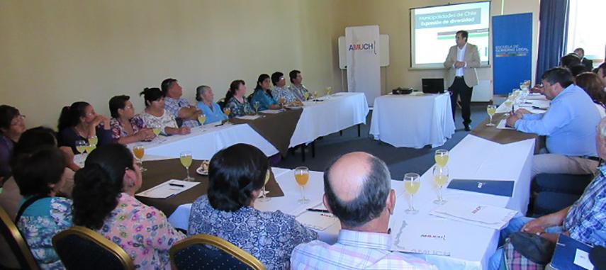 Primer Encuentro De Municipios Rurales En La Ciudad De Chillán