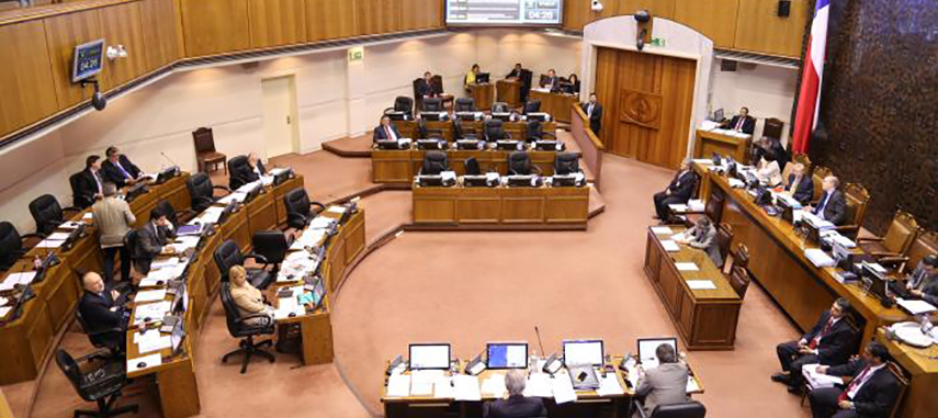 Senado Aprobó El Proyecto De Ley Sobre Plantas Municipales