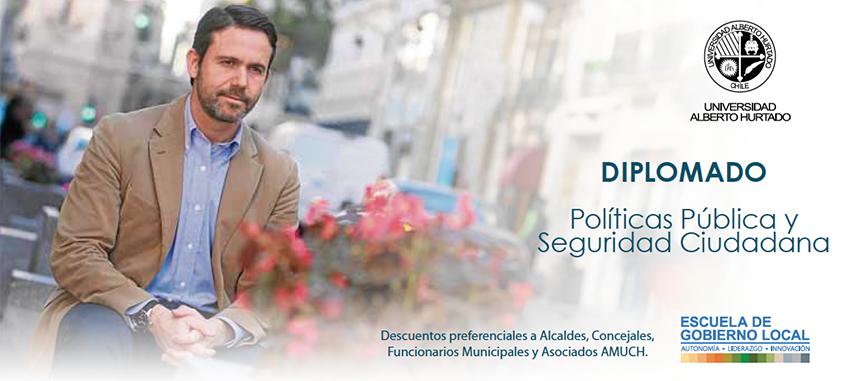 Diplomado En Políticas Públicas Y Seguridad Ciudadana