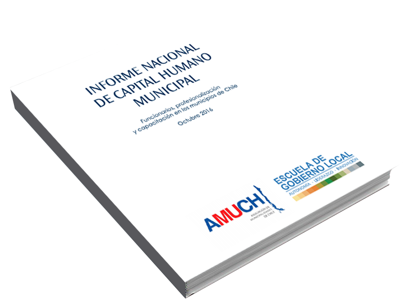 Informe Nacional de Capital Humano Municipal (2016)